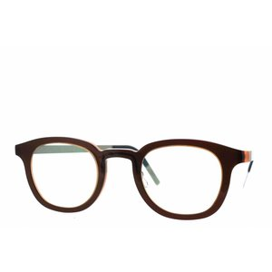 Lindberg 1237 glasses Acetate color AD44 different sizes