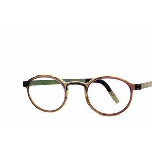 Lindberg 1014 verres Acétate AB01 de couleur différentes tailles