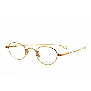 Lunor bril V Model 107 kleur GP maat 43,5/24