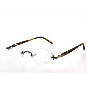Lunor bril Clasic V Oval kleur GP maat 45/23