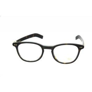Lunor bril Acetat 246 kleur 02 mat maat 48/19