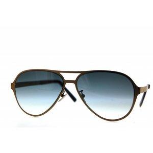 Atelier Vingt - Deux des lunettes de soleil Atelier Vingt Deux Pilot S Titanium couleur MBR