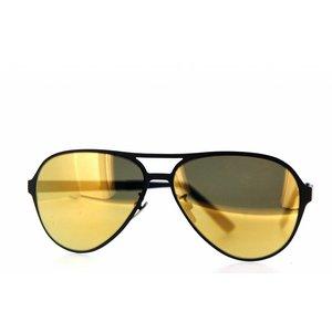 Atelier Vingt - Deux des lunettes de soleil Atelier Vingt-Deux Pilot S Titanium couleur CA