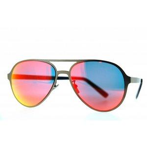 Atelier Vingt - Deux sunglasses Atelier Vingt-Deux Pilot Light color MGR Titantium