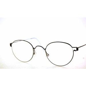 Lindberg Panto glasses Matt Rim Titanium color U12 various colors and sizes