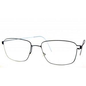 Lindberg Panto lunettes Nicholas Rim couleur titane U13 différentes couleurs et tailles