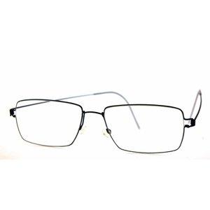 Lindberg Panto lunettes Nicolaj Rim couleur titane U13 différentes couleurs et tailles