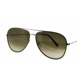 Tod's TO157 96K la taille de couleur de lunettes de soleil Tod 58/15
