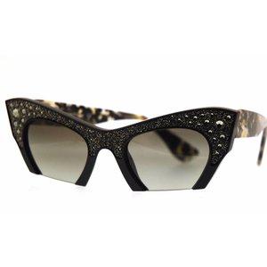 MIU MIU 02Q sunglasses color 1AB 4m1 size 50/22
