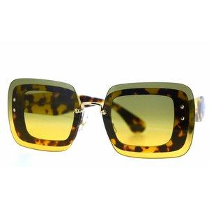 MIU MIU des lunettes de soleil 02R couleur 7S0 0A3 taille 67/17