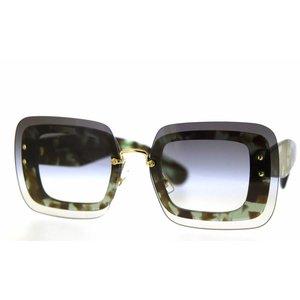 MIU MIU des lunettes de soleil 02R couleur UAG 0A7 taille 67/17 -