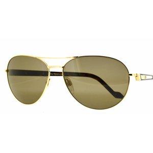 Bentley Eyewear Bentley sunglasses B9031 color 4 23.5K Gold Plated