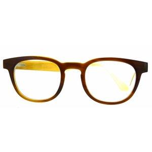 Arnold Booden Lunettes Arnold Booden 3124 couleur lunettes en corne de buffle couleurs amarré de moglijk de personnalisation