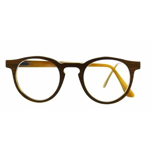 Arnold Booden Glasses Arnold Booden 3124 color Buffalo Horn & Wood glasses colors moored customization moglijk
