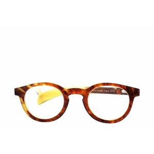 Arnold Booden Glasses Arnold Booden C01 color Horn & Tortoise glasses colors moored customization moglijk