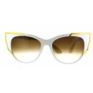 Thierry Lasry Thierry Lasry Lunettes de soleil Butterscothy couleur 000 taille 56/18