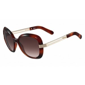 Chloé couleur Chloé lunettes de soleil 706S 214 57/18