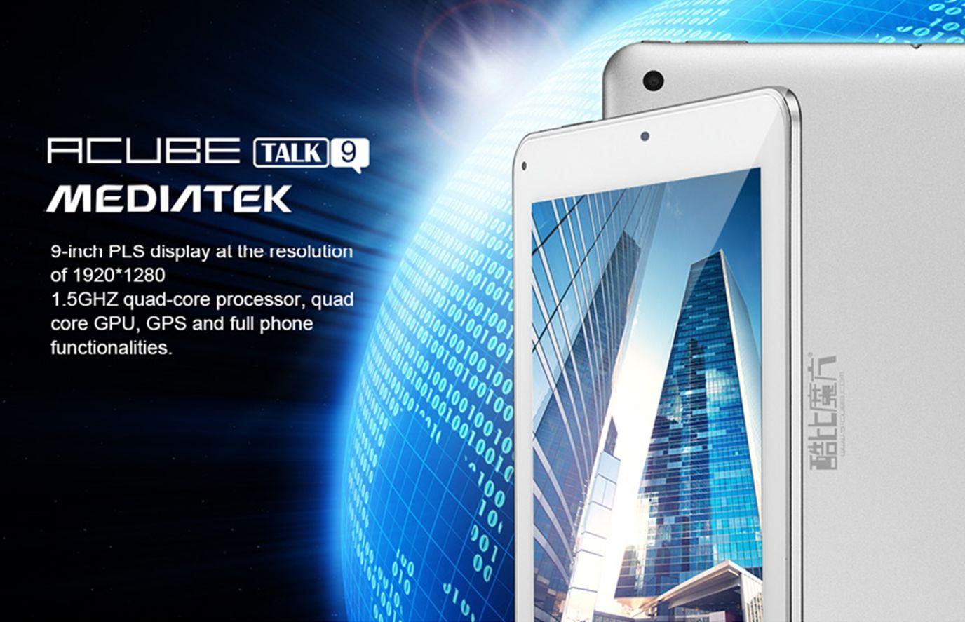 Cube Talk9