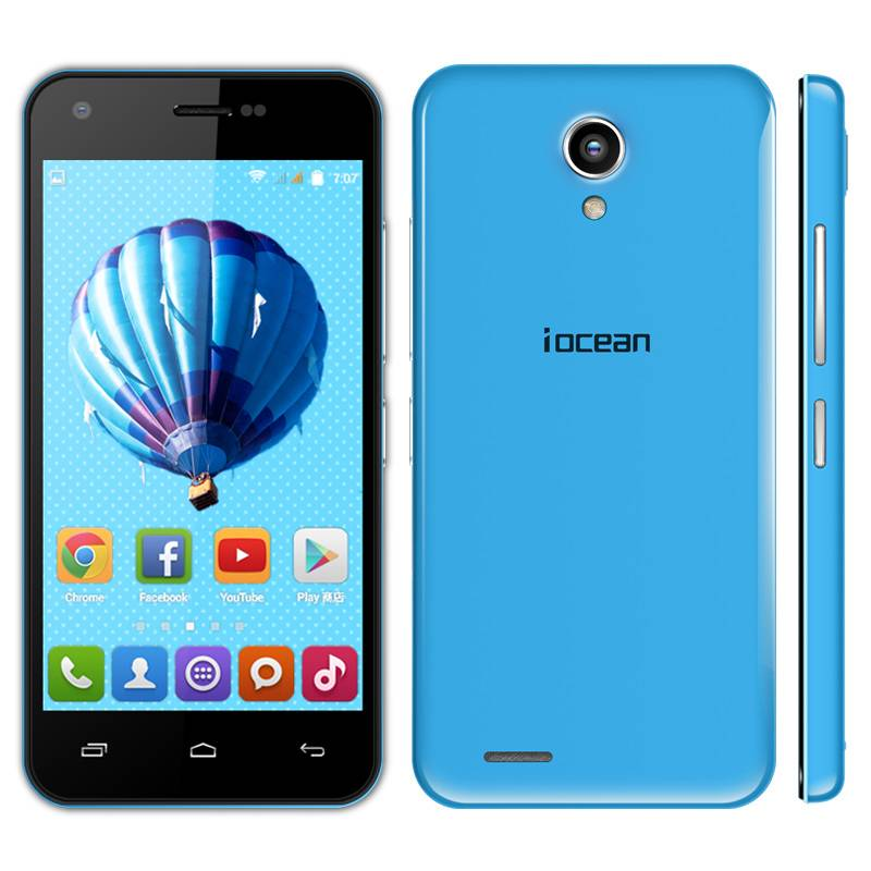"iOcean IOCEAN X1 QUAD-CORE 4,5"" QHD Screen 1GB/8GB"
