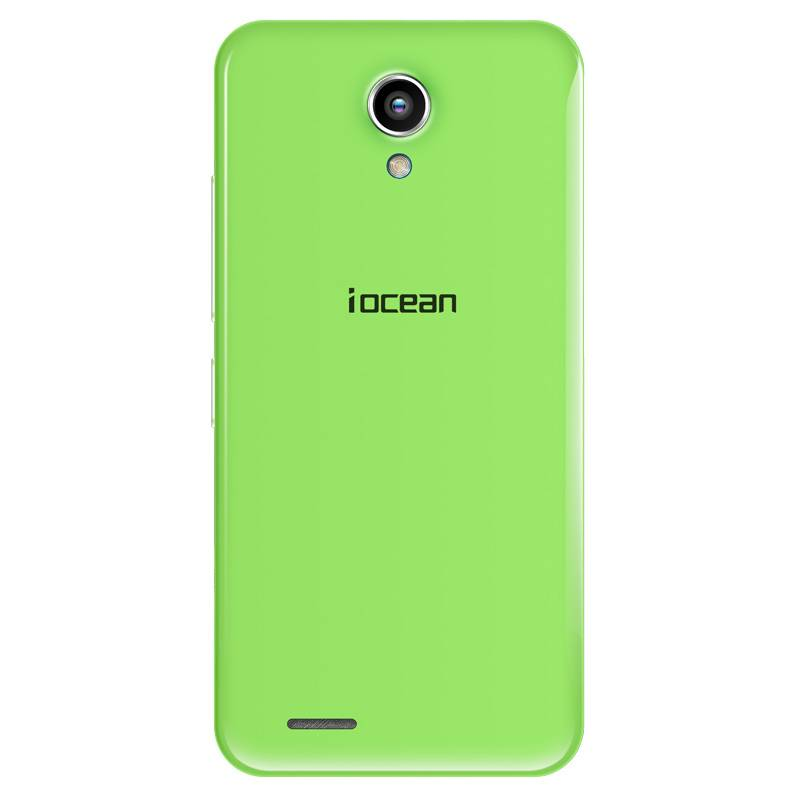 iOcean X1 Colored backcover