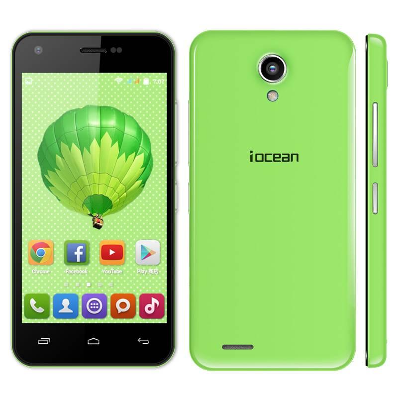 iOcean X1 Gekleurde Backcover