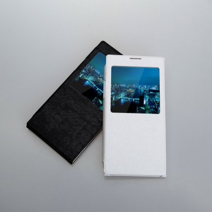 KINGZONE White K1 Turbo Wireless Flipcover