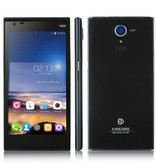 "KINGZONE KINGZONE N3 Plus, 4G LTE, 64BIT QUAD-CORE 5,0"" HD RETINA SCHERM, FINGERPRINT, 2GB/16GB"