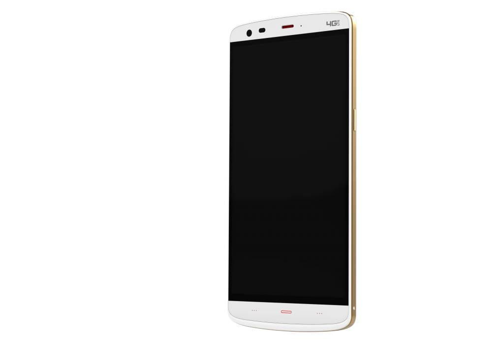 "KINGZONE KINGZONE Z1 Plus White, 4G LTE, 64 bit OCTA-CORE, 5,5"" HD RETINA SCHERM,met FINGERPRINT, 2GB/16GB"