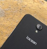 iOcean M6752 Backcover Zwart