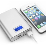 Cazland Powerbank 10.400 mAh met Display