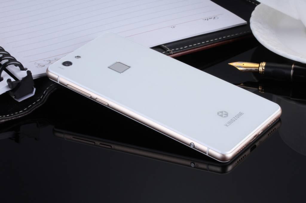 Kingzone kingzone k2 wit 4g lte 64 bit octa core 5 0 fhd gorilla scherm fingerprint 3gb - Wit scherm ...