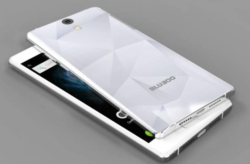 "Bluboo BLUBOO XTOUCH White, 4G LTE, 64 bit OCTA-CORE, 5,0"" FHD SCHERM, FINGERPRINT, 3GB/32GB"