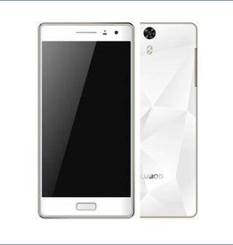 "Bluboo BLUBOO XTOUCH White 4G LTE, 64 bit OCTA-CORE, 5,0"" FHD SCHERM, FINGERPRINT, 3GB/32GB"