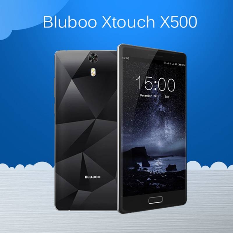 Review Bluboo XTouch