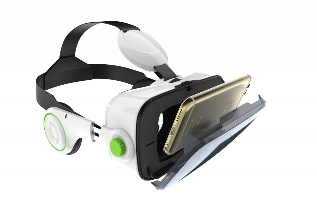 SPC VR Glasses SPC Z4 headset with 3D Surround Sound