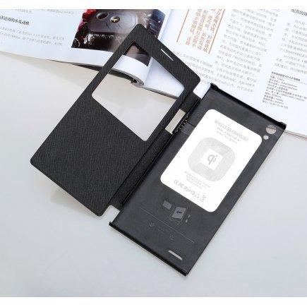 KINGZONE Black K1 Turbo Wireless Flipcover