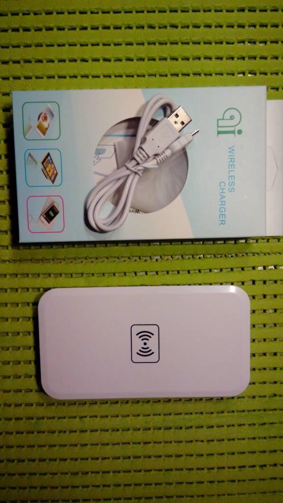 Newsinte Q9 Wireless Charging Pad met Q1 Technology