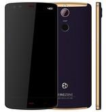 "KINGZONE KINGZONE Z1 Plus Black, 4G LTE, 64 bit OCTA-CORE, 5,5"" HD RETINA SCHERM,met FINGERPRINT, 2GB/16GB"