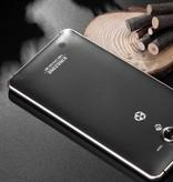 "KINGZONE KINGZONE N5 Zwart, 4G LTE, QUAD-CORE 5,0"" HD, 2.5D Gorilla Arc Screen, 2GB/16GB"