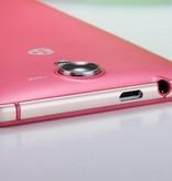 "KINGZONE KINGZONE N5 Roze, 4G LTE, QUAD-CORE 5,0"" HD, 2.5D Gorilla Arc Screen, 2GB/16GB"