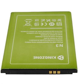 KINGZONE KINGZONE N3 (PLUS) Battery