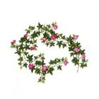 Petunia Guirlande 180 cm cerise