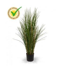 Kunst Grasplant 120 cm UV in pot