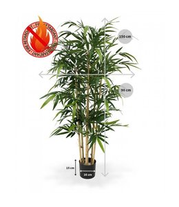 Bamboe 150 cm FR