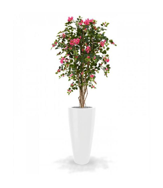 Bougainvillae kunstplant 150 cm Cerise