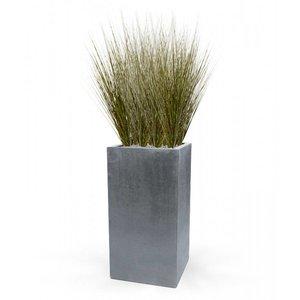 Kunst Zebragras boeket deluxe 85 groen-bruin