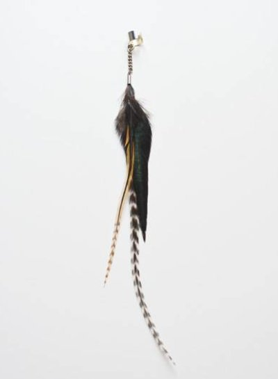 the Hunters feather ear cuff