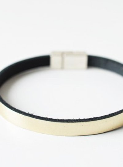 The New leather bracelet