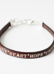 Love & Hope bracelet