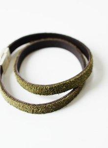 Wrap bracelet Khaki